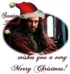Have a Holly, Jolly Christmas!